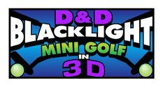 D&D Black Light Mini Golf