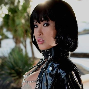 Jasmine Silk The Asian Domme hard core femdom female domination bdsm