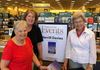With Jane & Mary at B & N Signing