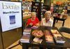 With Jane Tucker at B & N
