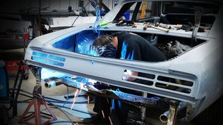 custom body, welding, mig welding, auto body, fabrication, restoration