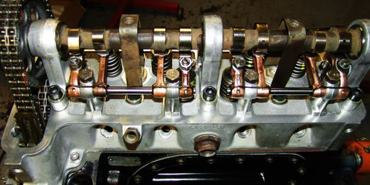 Engine, repair, maintenance, valve lash, valvetrain, lifters, camshaft, cam, timing chain,