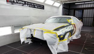 Paint job, paint booth, auto paint, PPG, Kandy, auto body, touch up, dent, bondo, show, GTO
