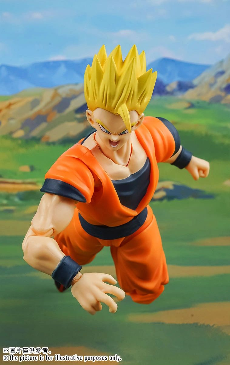 """Demoniacal Fit Dragon Ball Mightiest Warrior 6/"""" Action figure Toy"""