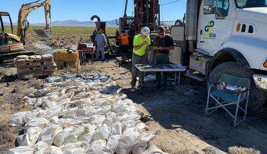 Nevada Gold Exploration, Tonopah Gold Project