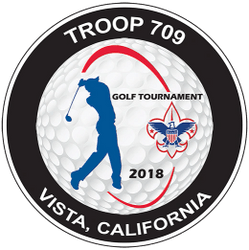 BSA Troop 709 Golf Tournament and Charity Dinner