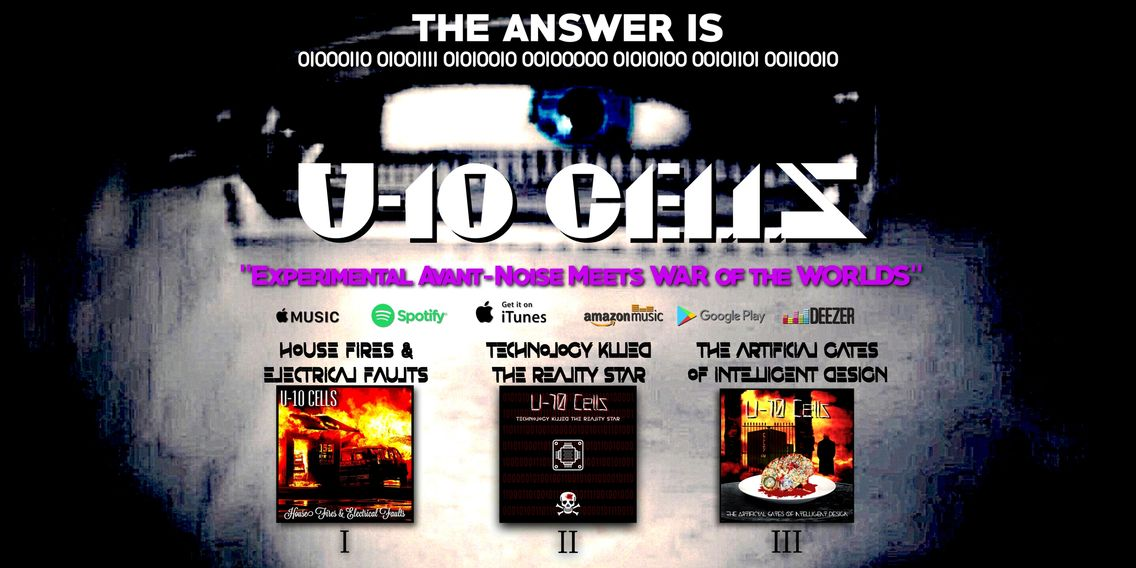 U-10 Cells The Answer is FOR T-2 Trilogy Promo Ad.
