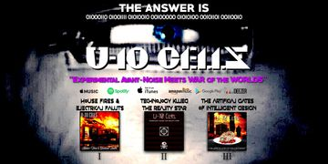 U-10 Cells The Answer is FOR T-2 Trilogy Album Promo Photo