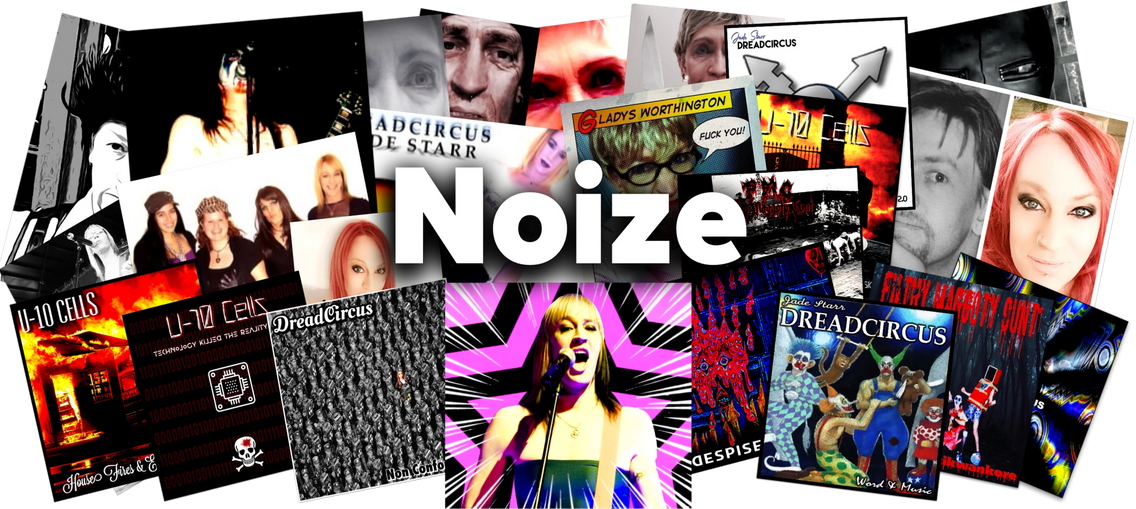 Jade Starr Noize Musical Projects Banner