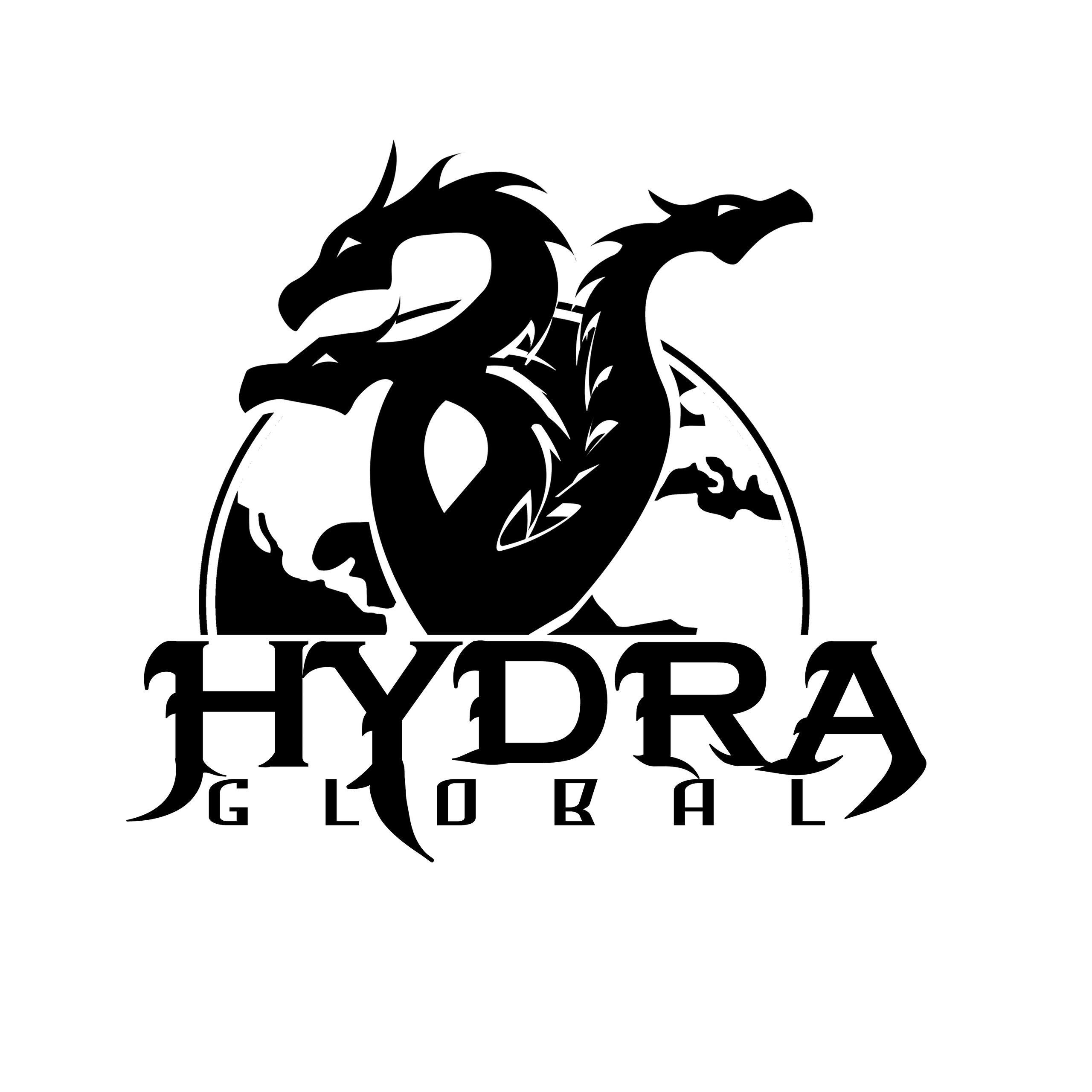 HYDRA GLOBAL LOGO