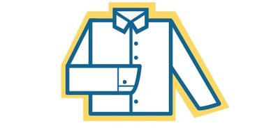 Dry Cleaning in Brooklyn Wash and Press, shirts laundered, expert dry cleaning