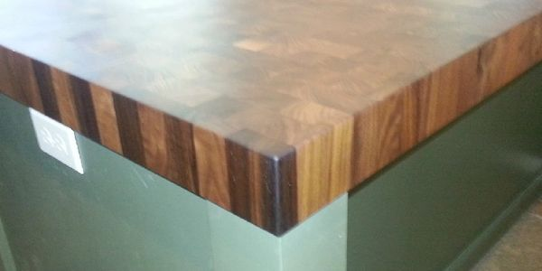 Beautiful American Black Walnut Finish 10 Coats of Oil 8' x 5' x 3""