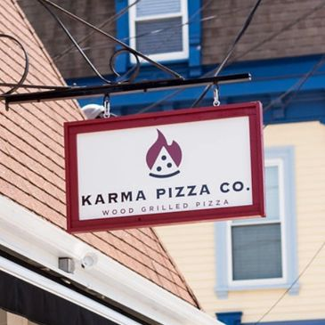Karma Pizza Newport RI  Pizza, Salads, Wings, Drinks, Cheese, Buffalo, Chicken