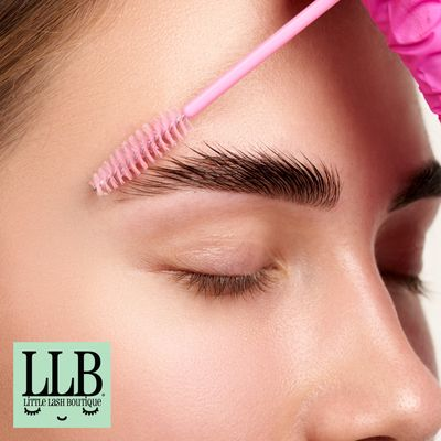 Brow lamination service near me. Brow services. Brow trends.