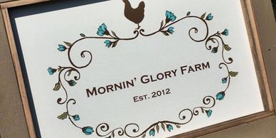 Morning' Glory Farm