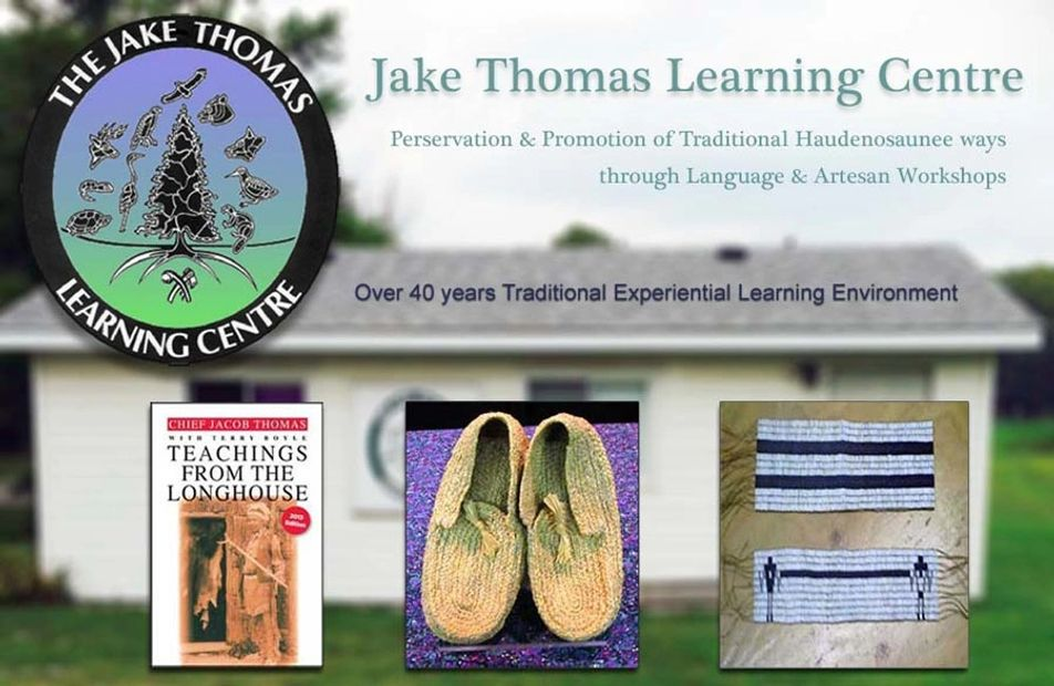 Jake Thomas Learning Centre, Six Nations of the Grand River, Canada