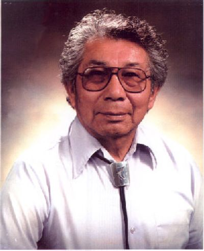 The late Chief Jacob E. Thomas, co-founder of the Jake Thomas Learning Centre, Canada