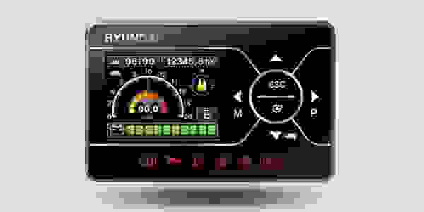 REAC TRUCK MONITOR