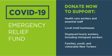 NYC Covid-19 Emergency Relief Fund