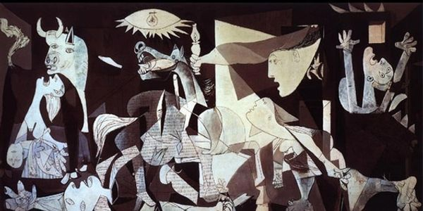 Piccasso's Guernica