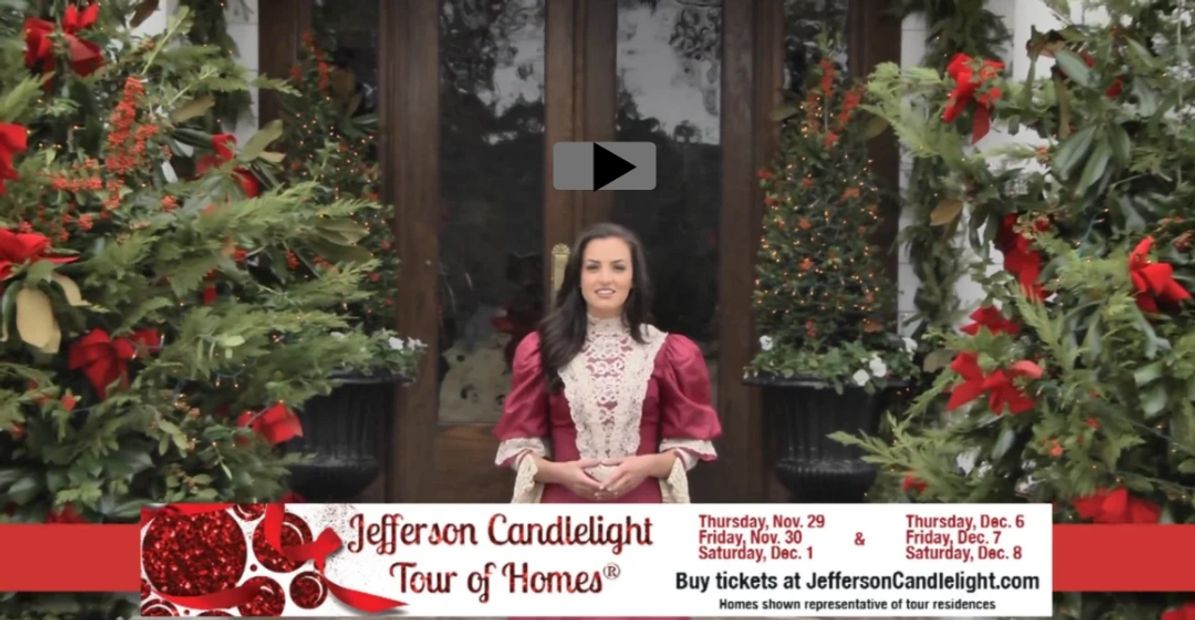 jefferson candleight tour of homes thumbnail for tv ad