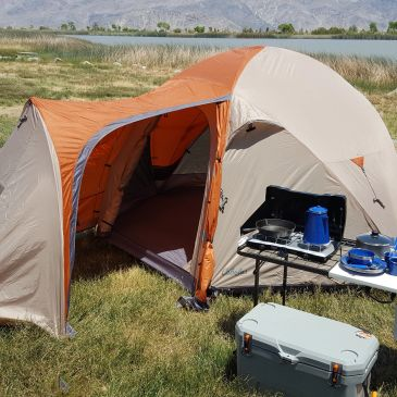 E-Z Kampin - Teardrop Trailer Rentals, Tent Camping Rentals