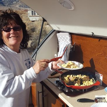 Teardrop Rentals, Camping and Outdoor Cooking