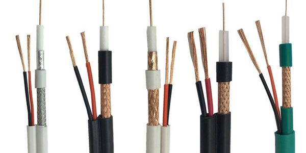 FOBELEC RG59 SIAMESE CABLE TYPES