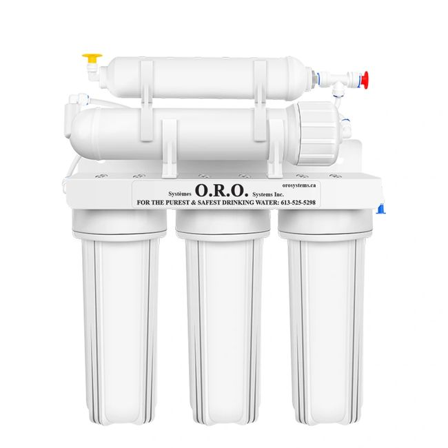 5 Stages Reverse Osmosis