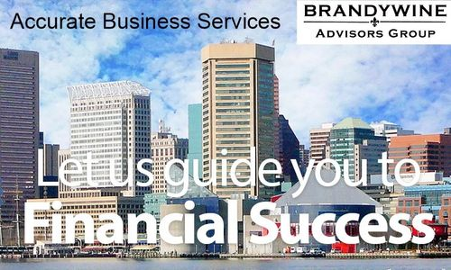 Accurate Business Services Baltimore MD  B. Michael Shanley