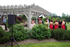On-Site Ceremonies Sound Sensations DJ Service Rochester, NY
