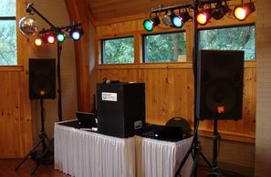 Our Basic Setup Sound Sensations DJ Service Rochester, NY