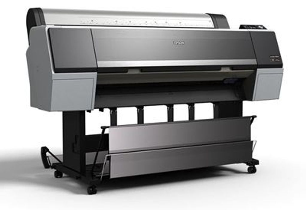 Epson P8000 SureColor large format printer for fine art and photography.
