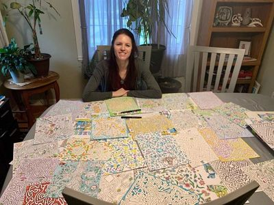 Michelle Boggess-Nunley - Creating the world's largest hand-drawn maze