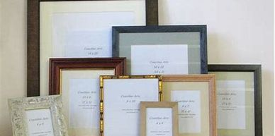 Custom Framing in Any Size