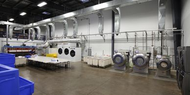 A laundry facility built to set the standard for operational excellence on Kauai.