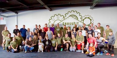 About CrossFit Taylors