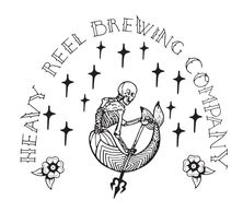 heavy Reel Brewing Co. Logo