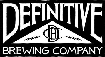 Definitive Brewing Co. Logo