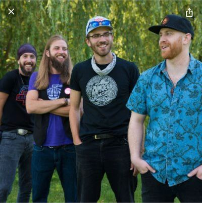 Strange Machines Band Picture