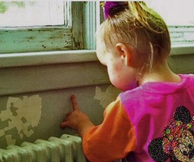 Damaged lead based paint is very hazardous to children!  Find out why by taking our awareness class.