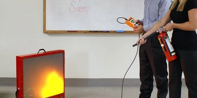 Fire Extinguisher Training, OSHA 1910, Fire Safety Training