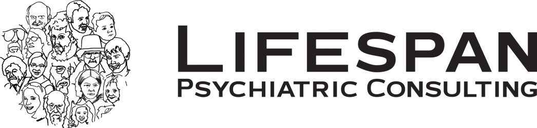 Lifespan Psychiatric Consulting