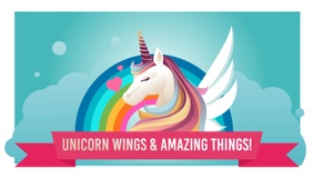 Weddings, Unicorn Wings & Amazing Things!