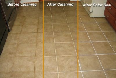 Grout Color Sealing | Austin Carpet and Tile Cleaning