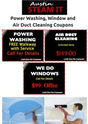 Coupons | Austin Carpet and Tile Cleaning