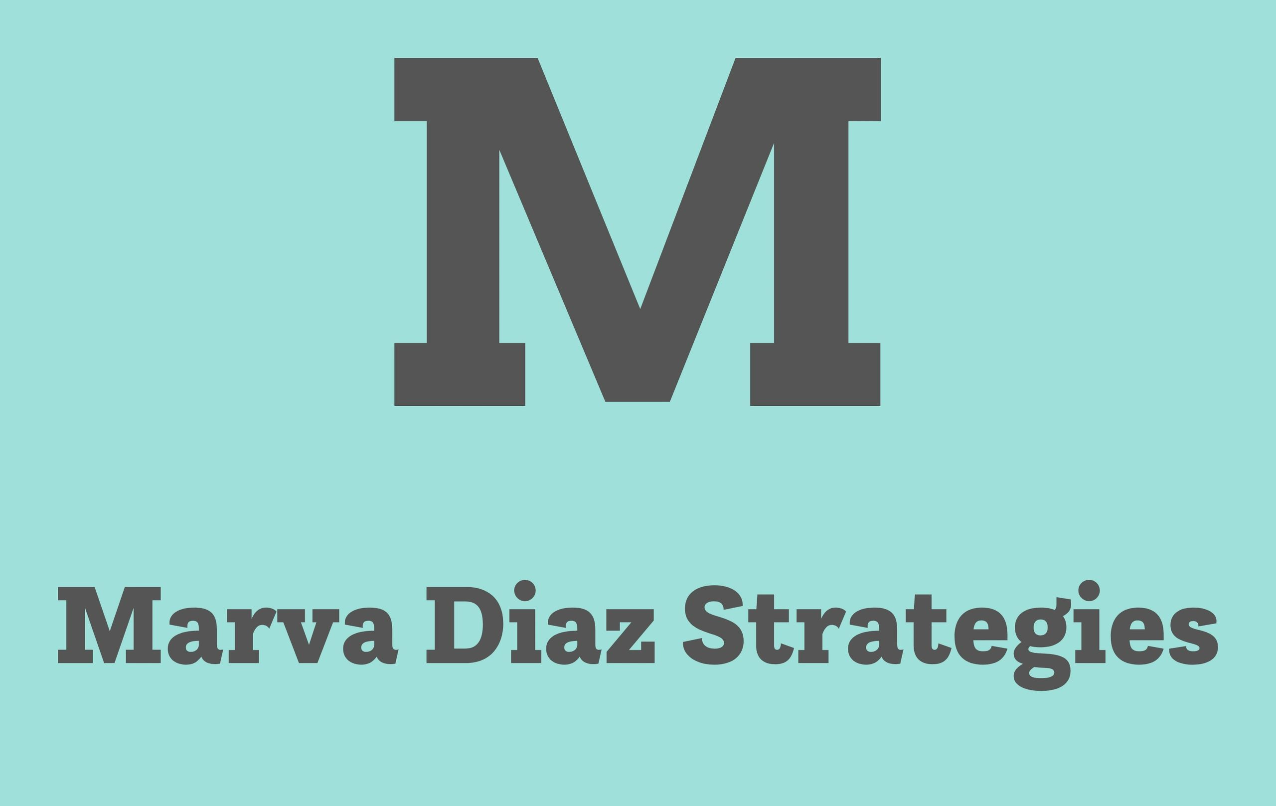 Marva Diaz Strategies