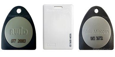 Duplicate RFID Key Fob | XloneMyCard