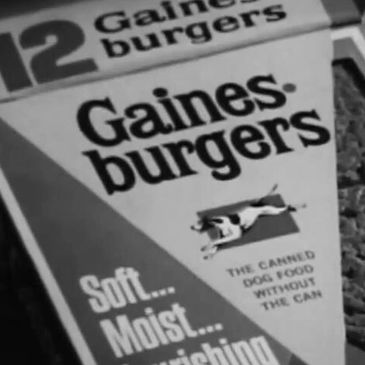 What once was, Gaines-burgers original product.