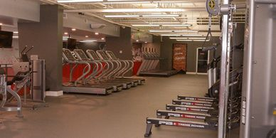 Escape Fitness of Fair Lawn - Cardio deck